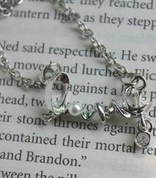 Buy  LOVE necklace-silver Necklace online