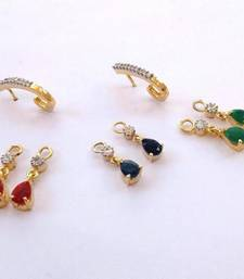 Buy changeable earring danglers-drop online