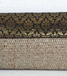 Buy Indian Brocade with Jute Clutch Purses clutch online