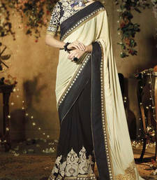 Buy BLACK saree other-actress-saree online