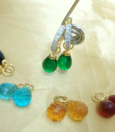 Buy Design no. 3B..1848....Rs. 750 danglers-drop online