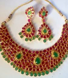 Buy Design no. 12.1225....Rs. 11000 punjabi-jewellery online