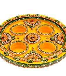 Buy Revolving Dry Fruit Tray tray online