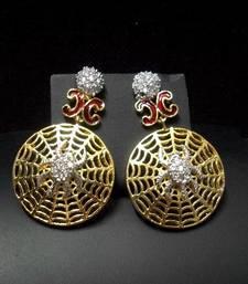 Buy AD-CZ Dangler Earring 003 gifts-for-sister online