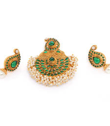Buy Alankruthi Execlusive traditional pendant sets Pendant online