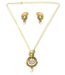 Buy White Spinel necklace-sets necklace-set online