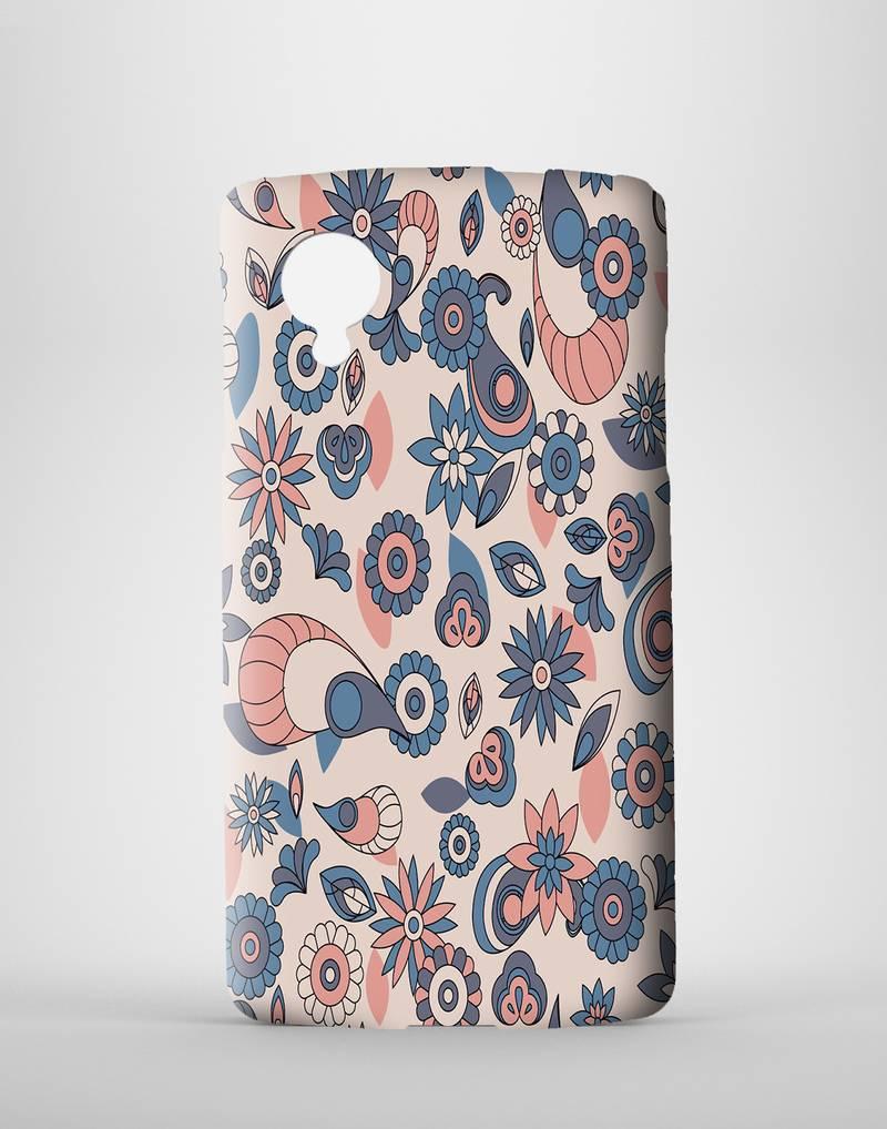 Buy mehandi 3d printed mobile case for nexus5 online for Case 3d online