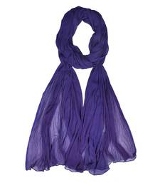 Buy Purple Chiffon Dupatta stole-and-dupatta online