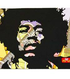 Buy Jimi Hendrix Nonstop Mousepad stationery online