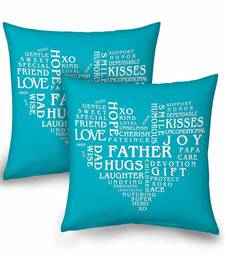 Buy Heartshape Word Collection Cushion Pair To Father 9242 other-home-furnishing online
