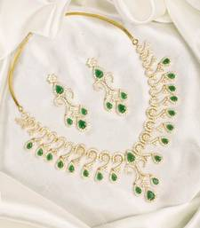 Buy Design no. 12.1423....Rs. 7500 necklace-set online