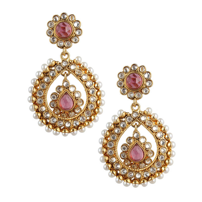 Shop for and buy hot pink earrings online at Macy's. Find hot pink earrings at Macy's.