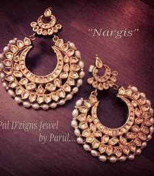 Buy Nargis -  Bollywood Balla Earring online