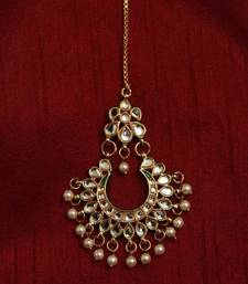Buy Design no. 23.643....Rs. 1300 maang-tikka online