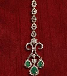 Buy Design no. 23.646....Rs. 1800 maang-tikka online