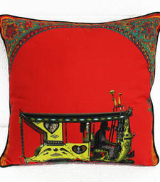 Buy Floral Gateway Cushion Cover other-home-furnishing online