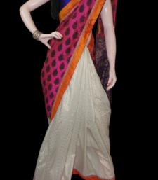 Buy cocktail -1 silk-saree online
