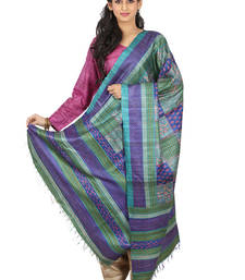 Buy Raw silk Dupatta stole-and-dupatta online