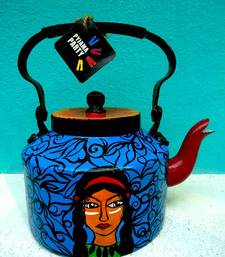Buy Red Indian Squaw tea-kettle online
