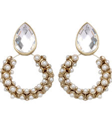 Buy White danglers-drops danglers-drop online
