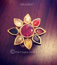 Buy Navgreh Ring Ring online