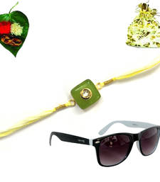 Buy Rakhi with Glares as Gift gifts-for-brother online