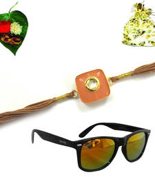 Buy Royal Jewel Rakhi with Shades gifts-for-brother online