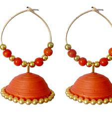 Buy Orange danglers-drops danglers-drop online