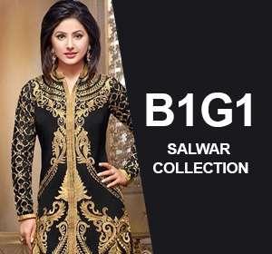 Buy B1G1 Salwar online