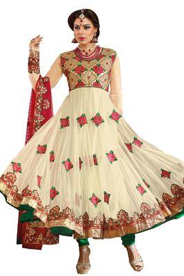 Party Wear Dress Material Fanz1010