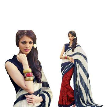 Designer Sari Masaba 9509