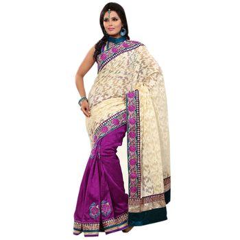 Elegant Designer Sari 4004B