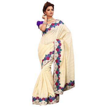 Elegant Designer Sari 7983C