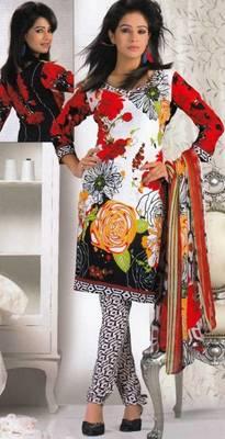 Crepe dress material elegant designer unstitched salwar suit d.no 8005