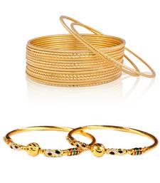 Buy Budget Bangles Combo jewellery-combo online
