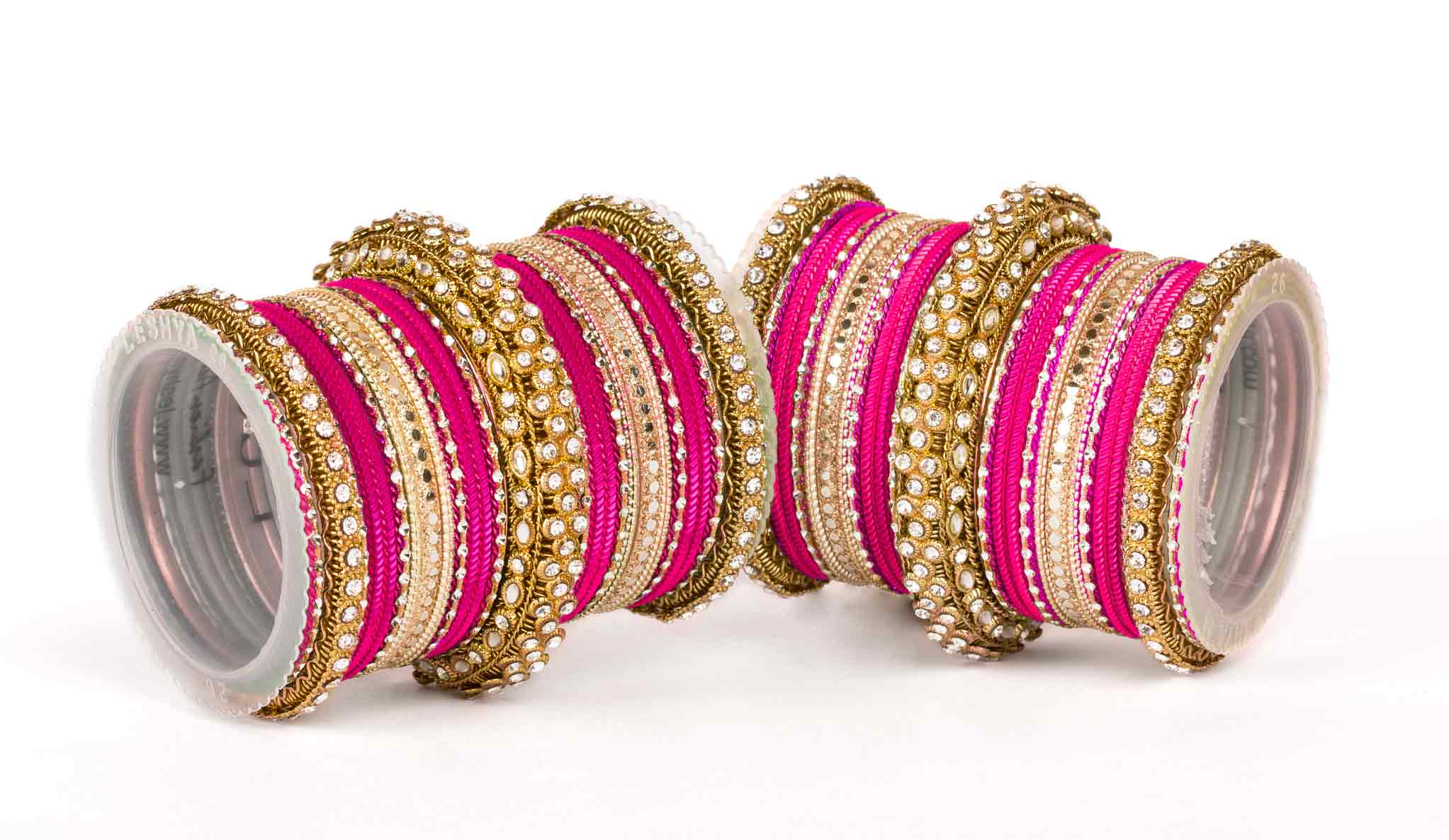 Buy Traditional two hand bangle set Online