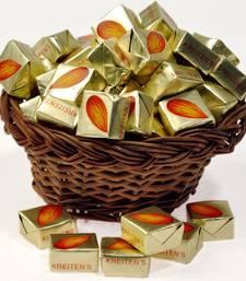 Buy Imported Almond Drops Chocolate Gift 250 Gm Deepawali Gift 108 diwali-chocolate online