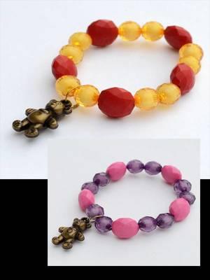 Teddy Special  Bracelet for kids (Set of pcs)