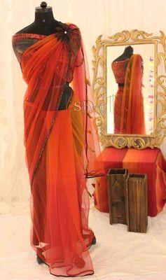 Contemporary Saree