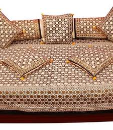 Buy cream printed cotton other-home-furnishing other-home-furnishing online