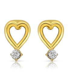 Buy Mahi Agradable Beauty Earrings With Gold Plating valentine-gift online