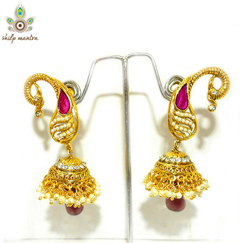 Shilpmantra's Exclusive  Earrings