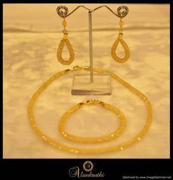 Fancy Necklaces Set 3