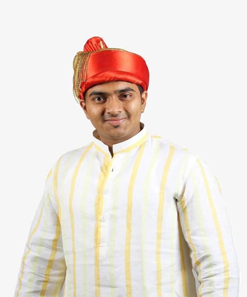 Buy Ekolhapuri Typical Puneri Tilak Topi Turban Online