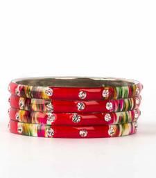 Buy Red bangles-and-bracelets bangles-and-bracelet online