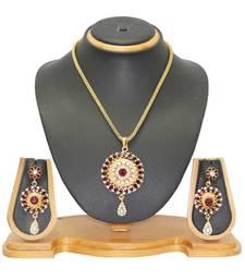 Buy Jewellery Womens fashion Pendant set Pendant online