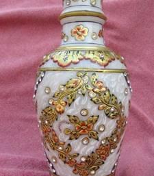 Buy Marble Flower Pot eid-gift online