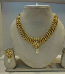Buy Design no. 10b.855...Rs.1700  necklace-set online