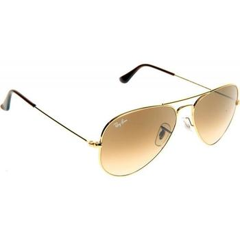 gold brown shaded Sunglasses