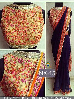 Khushi Fashion D.60Gm Sarees